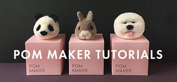 Pom Pom Tutorials Pom Maker Blog