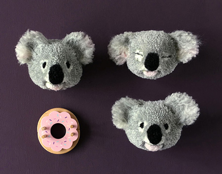 Pom-Maker-Tutorial-how-to-make-a-koala-pompom-banner